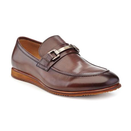 Bruno Dress Shoe // Brown (US: 7)