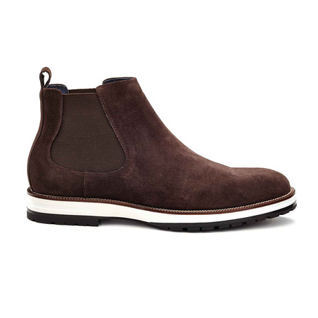 Liam X Chelsea Boot // Brown (US: 7)