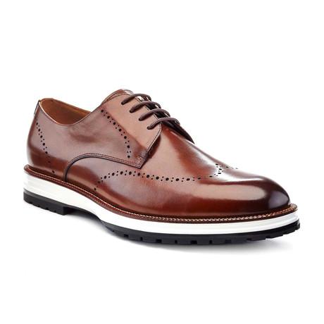 Callum Dress Shoes // Tan (US: 7)