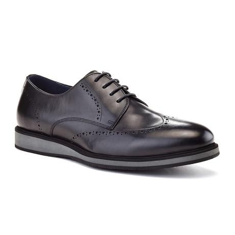 George Dress Shoe // Black (US: 7)