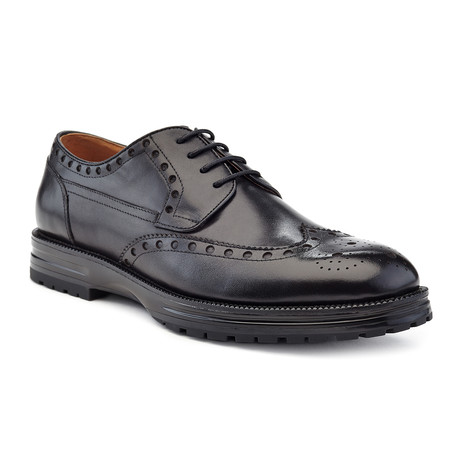 Rockrunner Dress Shoes // Black (US: 7)
