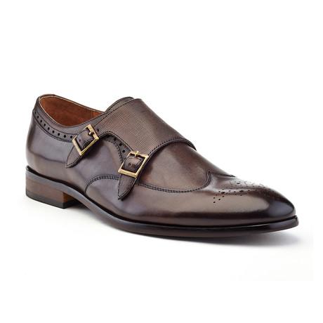 Hart Dress Shoe // Brown (US: 7)