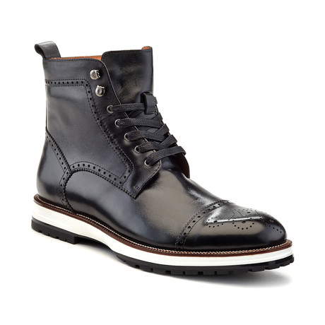 Rebel Combat Boot // Black (US: 7)