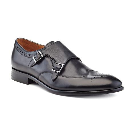 Hart Dress Shoe // Black (US: 7)