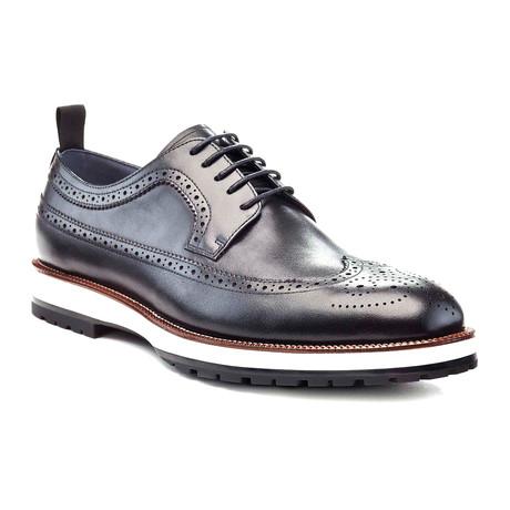 Louis Dress Shoes // Black (US: 7)