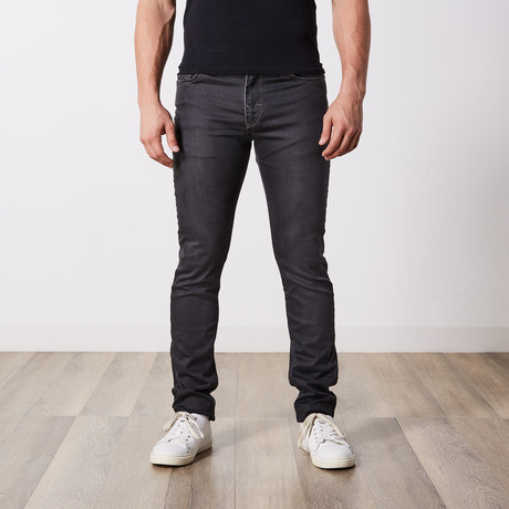 Slim Fit Jeans // Grey (29WX34L)