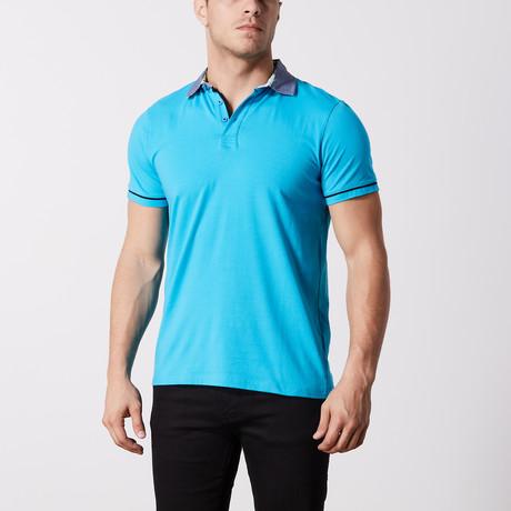 Jarrid Polo // Turquoise (S)
