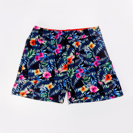 Barry Print Swimwear // Multicolor (S)