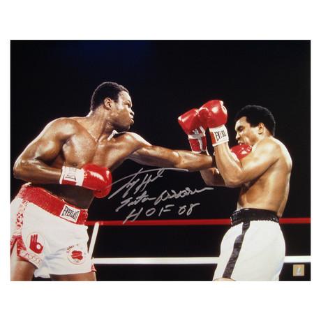 Larry Holmes Vs Muhammad Ali