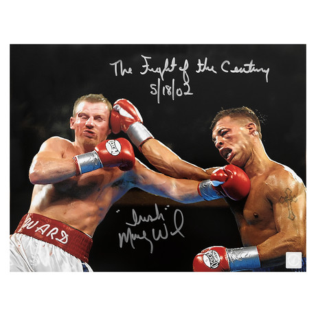 The Fight of The Century // Micky Ward