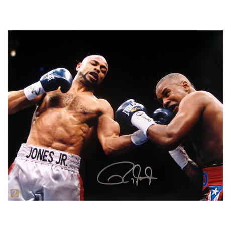 Roy Jones Jr. vs Felix Trinidad