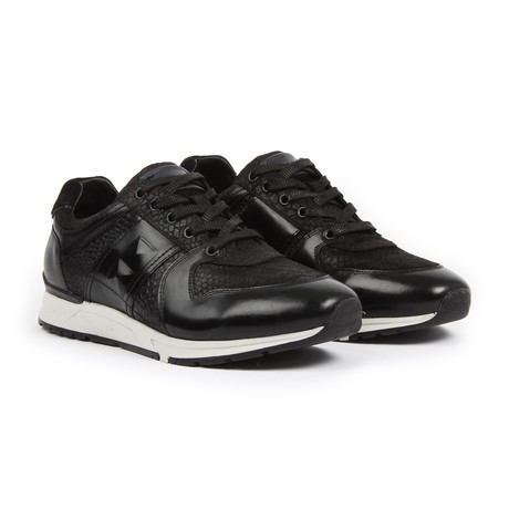 Sabatter // Dress Sneaker // Black (US: 7)