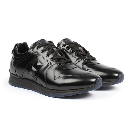 Sabatter // Dress Sneakers // Black (US: 7)