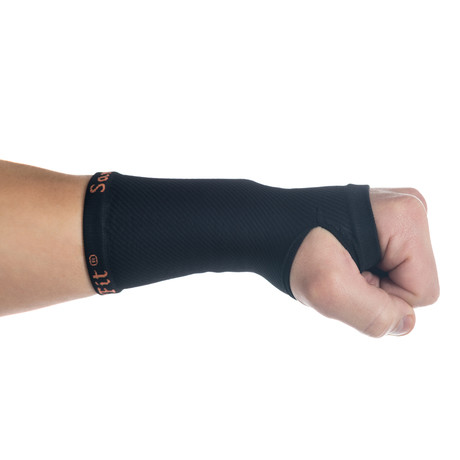 [IR] Palm-Wrist Support // Black (XS)