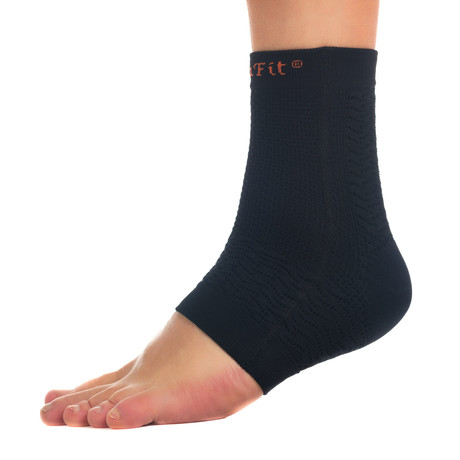 [IR] Ankle Support // Black (S)