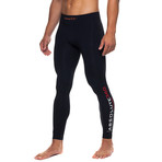 Infrared [AR] Signature Leggings // Black (M)