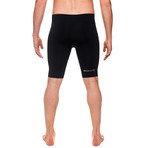 Infrared [AR] Workout Shorts // Black (S)
