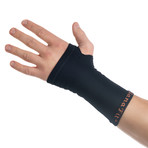 [IR] Palm-Wrist Support // Black (L)