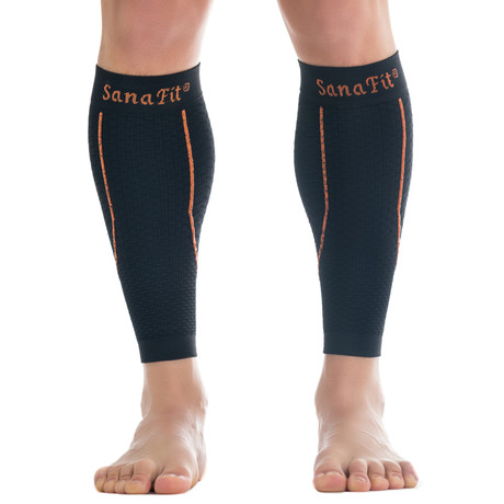 [IR] Calf Sleeves // Black (XS)