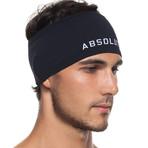 Infrared [AR] Wide Headband // Black