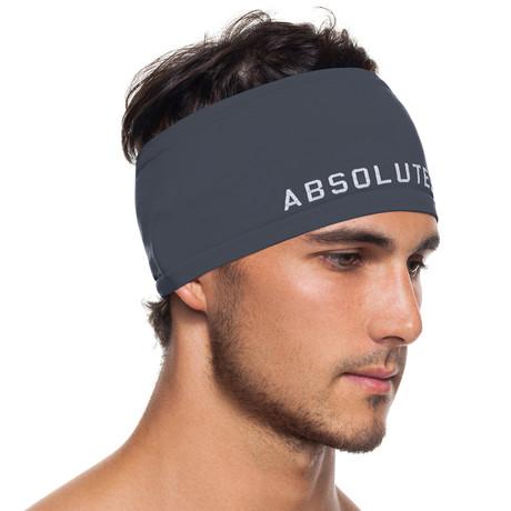Infrared [AR] Headband // Titanium