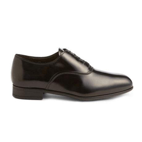 Dunn Madera Leather Lace-Up Shoes // Brown (US: 7)