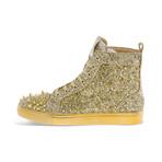 Sloan High-Top Sneaker // Gold (US: 7)