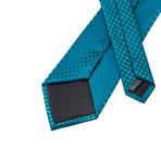 Basil Handmade Tie // Teal