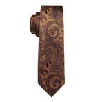 William Handmade Tie // Brown