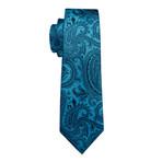 Salvador Handmade Tie // Aqua