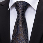 Vinci Handmade Tie // Black
