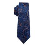 Raphael Handmade Tie // Navy