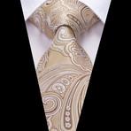 Manet Handmade Tie // Beige