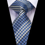 Napoleon Handmade Tie // Blue