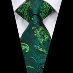 Garren Handmade Tie // Green