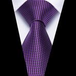 Francois Handmade Tie // Violet