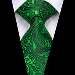 Iven Handmade Tie // Green