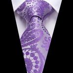 Serge Handmade Tie // Purple