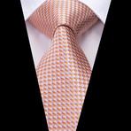 Singer Handmade Tie // Salmon