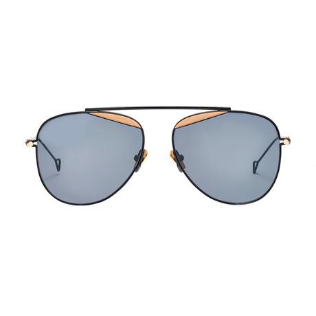 Durete Sunglasses // Gunmetal + Solid Smoke