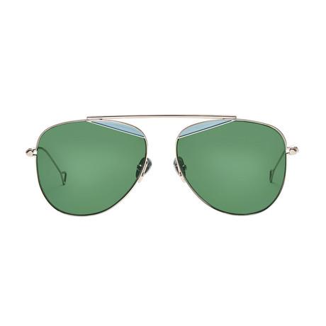 Durete Sunglasses // Bottle Green
