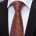 Peter Handmade Tie // Rust