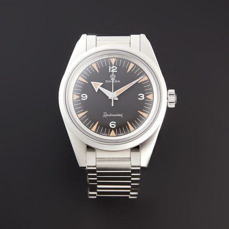 Omega Seamaster Railmaster The 1957 Trilogy Automatic // 220.10.38.20.01.002 // Pre-Owned