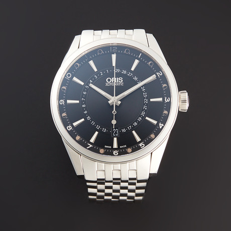 Oris Artix Pointer Moon-Date Automatic // 761 7691 4054MB // Pre-Owned