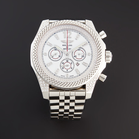 Breitling Bentley Barnato Automatic // A41390AP/A754 // Pre-Owned