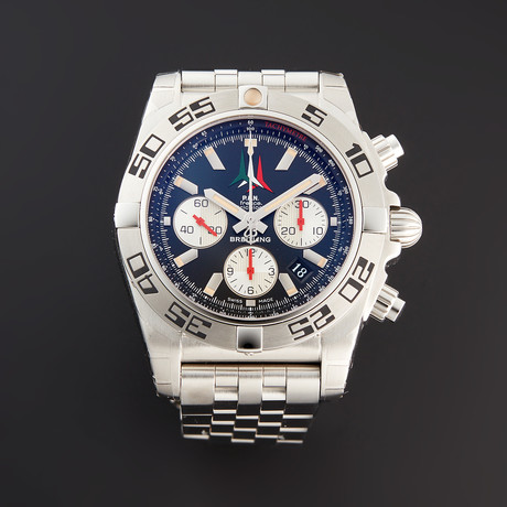 Breitling Chronomat Frecce Chronograph Automatic // AB01104D/BC62 // Pre-Owned