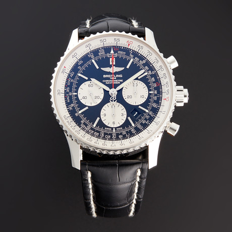 Breitling Navitimer 1 B03 Chronograph Rattrapante Automatic // AB031021/BF77 // Pre-Owned