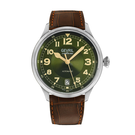 Gevril Vaughn Swiss Automatic // 44501