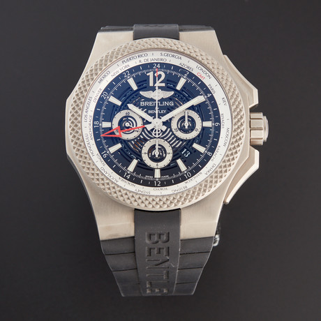 Breitling Bentley GMT Light Body B04 Chronograph Automatic // EB043210/BD23-222S // Unworn