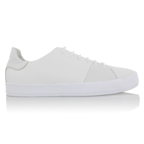 Carda Low Top // White (US: 7)